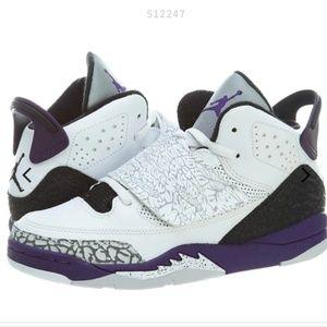 Jordan's Son of Mars big kids sneakers sz 6